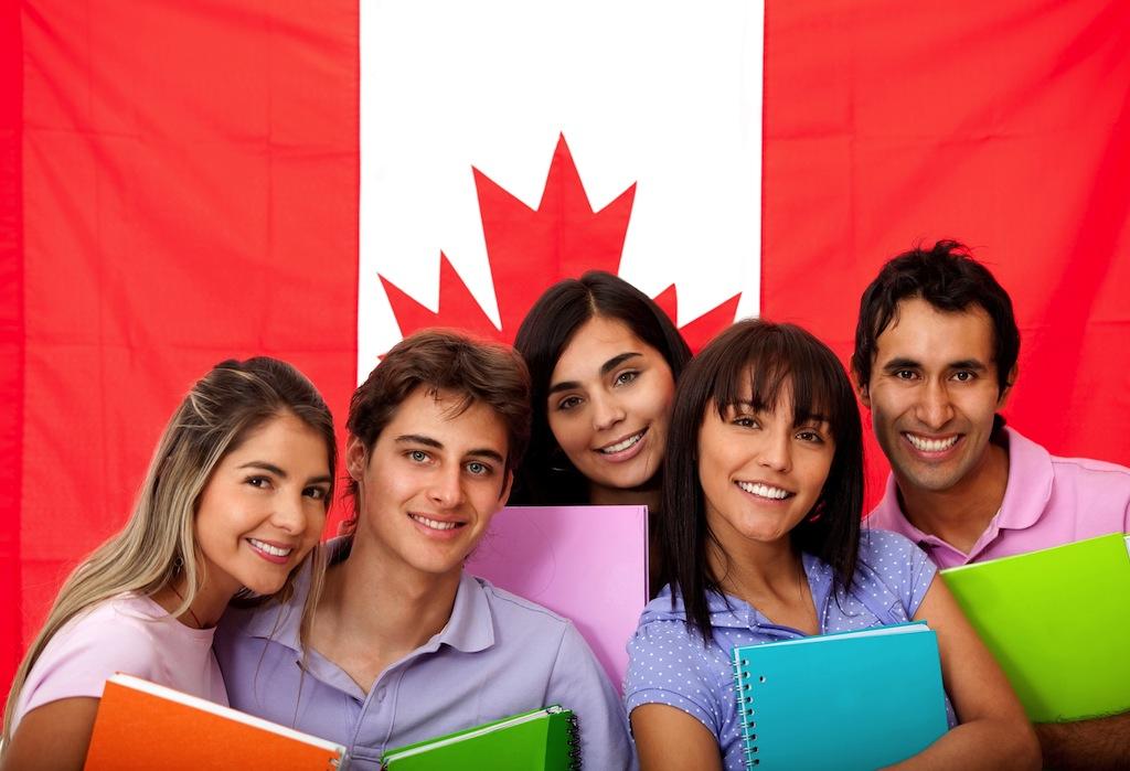 カナダ留学の魅力のイメージ
